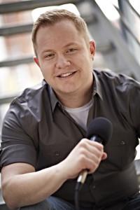 Jon Eks, host of the Jon of All Trades Podcast