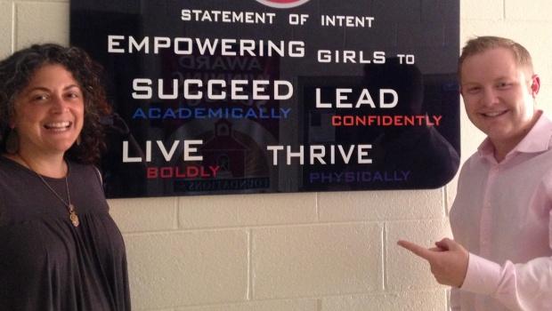 Ep. 24: Liz Wolfson – Founder of Girls Athletic Leadership Schools
