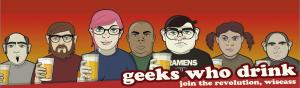 The Slumpbusters Geeks Who Drink