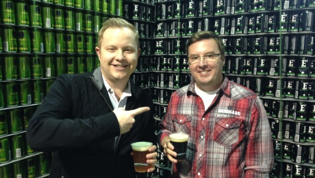 Brian O'Connell, founder of Renegade Brewing, is the guest on Ep. 53 of the Jon of All Trades Podcast, debuting March 25, 2015.