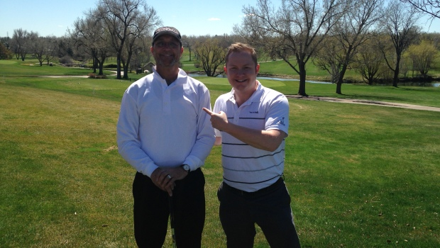 Andrew Tucker Golf is the guest on Ep. 55 of the Jon of All Trades Podcast, April 8, 2015