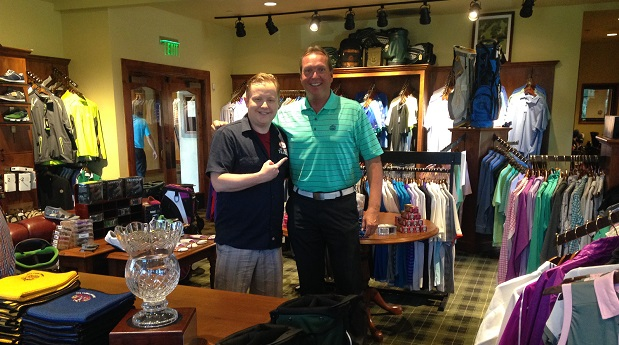 Tim Lollar is a former Major League Baseball pitcher and the current pro at Lakewood Country Club. He's the guest on Ep 69 of the Jon of All Trades Podcast, August 19, 2015.