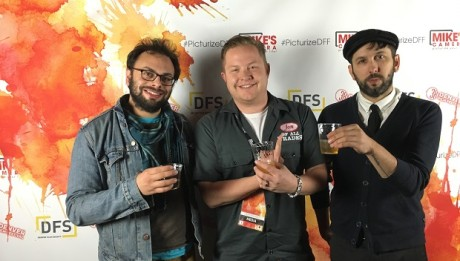 Nathan Silver and Mike Ott, independent filmmakers, are the guests on Ep. 82 of the Jon of All Trades Podcast from the Denver Film Festival.