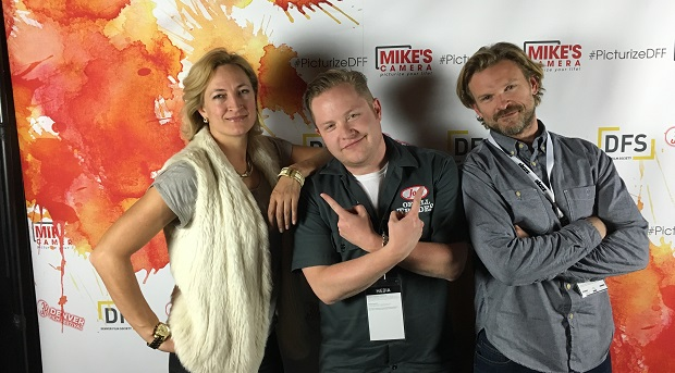 Zoe Bell and Josh Waller, star and director of Camino, are the guests on the Jon of All Trades Podcast from the Denver Film Festival 2015.