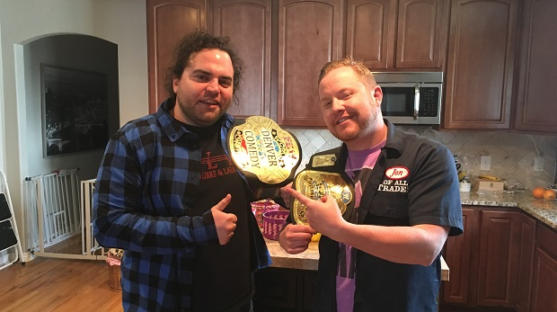 Nathan Lund of The Fine Gentleman's Club and Lucha Libre and Laughs, is the guest on Ep. 89 of the Jon of All Trades Podcast, talking about WWE, comedy, and WrestleMania 32.