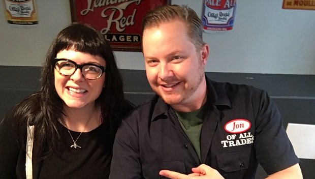 Bree Davies, freelance journalist and columnist for the Denver Westword, is the guest on Ep. 93 of the Jon of All Trades Podcast, debuting May 4, 2016.