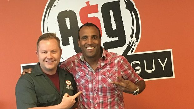 Keenan, chief antagonist and founder of A Sales Guy, is the guest on the Jon of All Trades Podcast, airing June 29, 2016 from Denver.
