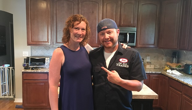 Penny Lake, an interior designer with Lantz-Boggio Architects, is the guest on the Jon of All Trades Podcast, debuting June 8, 2016.
