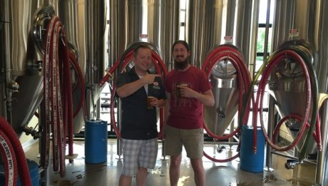Justin Baccary, founder of Station 26 Brewing, is the guest on Ep 102 of the Jon of All Trades Podcast, debuting June 20, 2016.