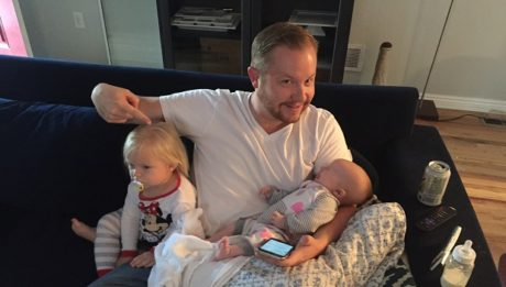 Jon Eks spends his fourth solo episode talking about parenting his two girls. This special Jon of All Trades episode debuts September 13, 2016.