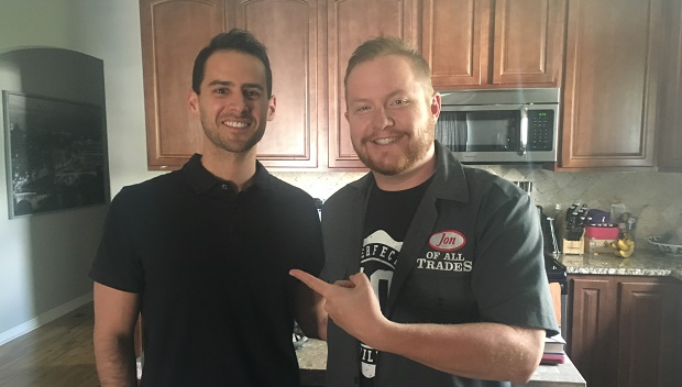 Jake Gamsky, an aerospace engineer and the founder of Universal Achievement, a holistic tutoring company, is the guest on Ep. 110 of the Jon of All Trades Podcast, debuting on October 12, 2016.