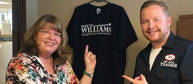 Lynn Bartels, Communications Director for Colorado Secretary of State Wayne Williams, is the guest on Ep 111 of the Jon of All Trades Podcast, debuting October 19, 2016.