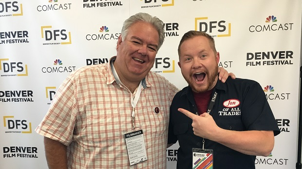 Jim O'Heir, best known as Jerry Gergich from Parks and Recreation, and starring in the indie comedy Middle Man, is the guest on Ep. 116 of the Jon of All Trades Podcast from the Denver Film Festival 2016, debuting November 23, 2016.