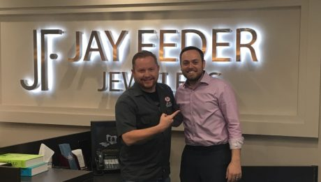Avi Bulow from Jay Feder Jewelers is the guest on Ep. 117 of the Jon of All Trades Podcast, debuting November 30, 2016.
