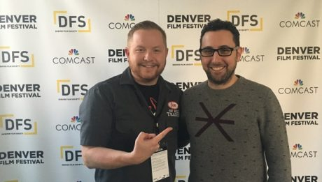 Jeremy Stulberg, producer and editor of Growing Up Coy, is live from the Denver Film Festival 2016, and the guest on Ep. 114 of the Jon of All Trades Podcast, debuting November 15, 2016.