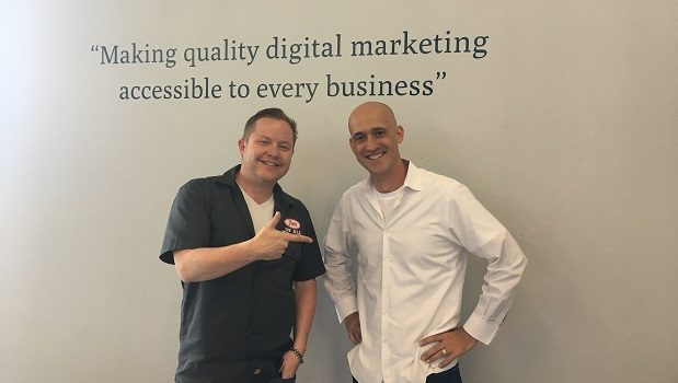 Brock Berry is the co-founder and CEO of AdCellerant, and he is the guest on Ep. 138 of the Jon of All Trades Podcast, debuting June 28, 2017.