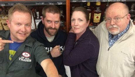 Matt, Kate, and John King of Grape Expectations, a Park Hill liquor store that is the greatest, are the guests on the Jon of All Trades Podcast, debuting June 6, 2017.
