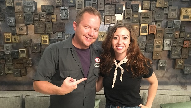 Megan Ranegar is the Community Manager for Yelp Denver and she is the guest on Ep. 151 of the Jon of All Trades Podcast, debuting October 24, 2017.