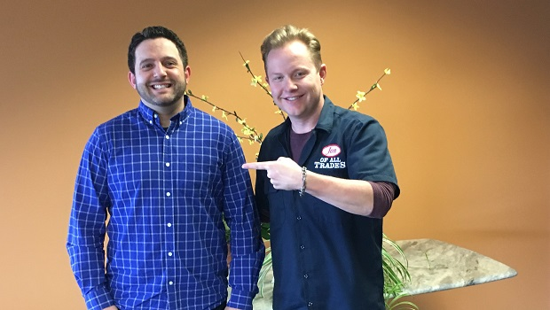 Justin Finesilver is a foster parent and advocate, and he is the guest on Ep. 174 of the Jon of All Trades Podcast, debuting May 9, 2018.