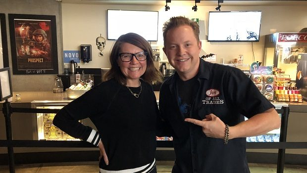 Britta Erickson is Festival Director of Denver Film Festival and she's the guest on Ep. 195 of the Jon of All Trades Podcast, debuting October 31, 2018.
