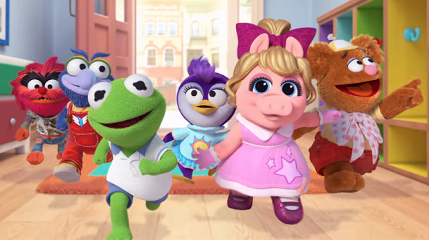 Jon of All Trades ranks the Muppet Babies characters from Animal to Fozzie. December 18, 2018.