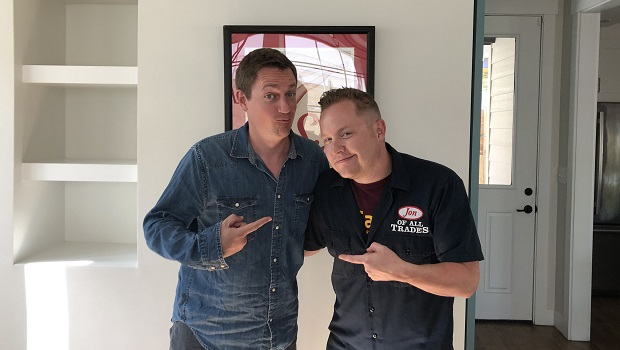 Dustin Wendling is an old friend of mine and lives a fascinating life. He's the guest on Ep. 224 of the Jon of All Trades Podcast, debuting August 28, 2019.