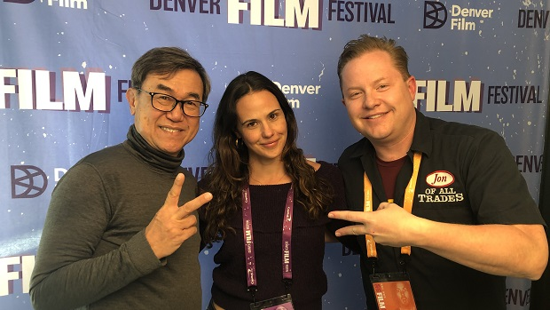 "Jack Sim and Lily Zepeda are the subject and director of ""Mr. Toilet: The World's Number Two Man"" and they're the guests on Ep. 231 of the Jon of All Trades Podcast debuting November 6, 2019 from Denver Film Festival 42."