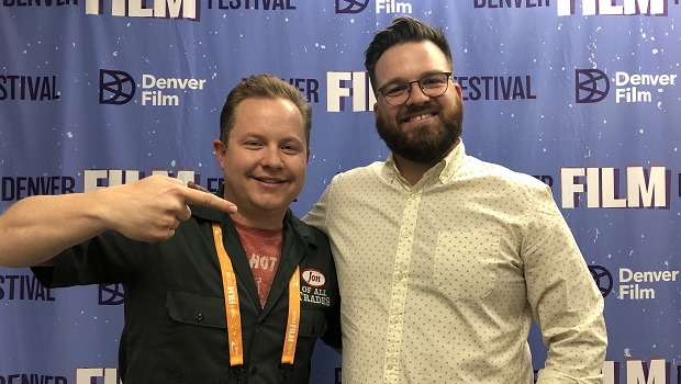 Jeffrey McHale is the Director of You Don't Nomi, a documentary about the 1995 film Showgirls, and he's the guest on Ep. 233 of the Jon of All Trades Podcast debuting November 13, 2019 from Denver Film Festival 42.