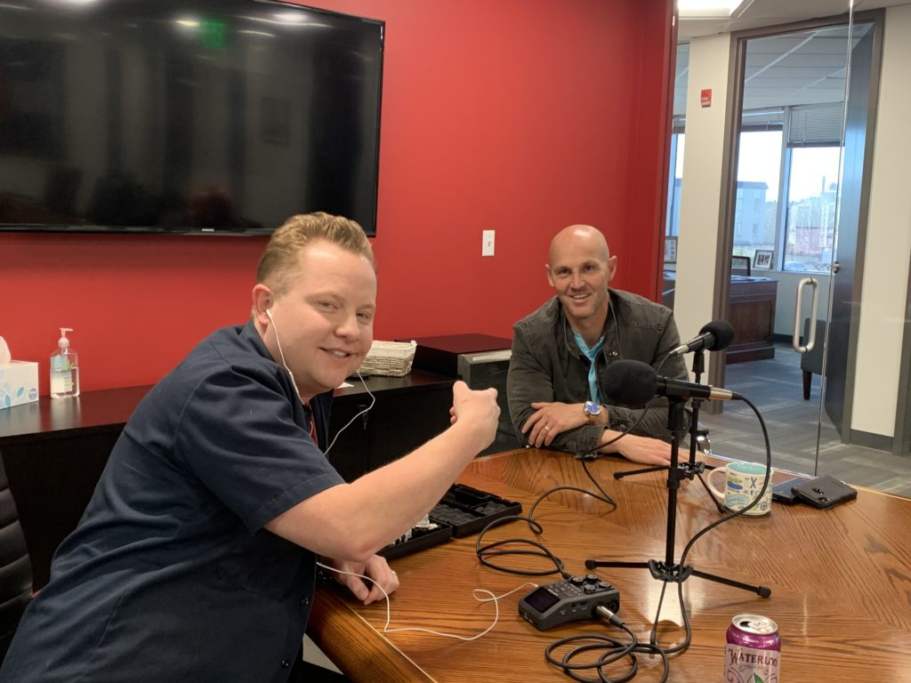 Josh Penry is Principal of 76 Group and a former elected official. He is the guest on Ep. 279 of the Jon of All Trades Podcast debuting February 3, 2021.