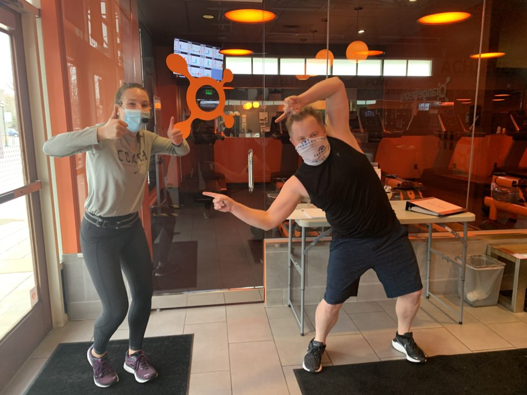 Felicia Hernandez is Head Coach at Orangetheory Fitness Lowry in Denver, CO and she is the guest on Ep. 284 of the Jon of All Trades Podcast debuting March 17, 2021.