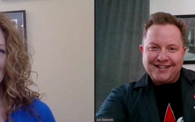 Susie Wargin is a realtor with RE/MAX Alliance and a radio and TV personality in Denver, and she's the guest on Ep. 282 of the Jon of All Trades Podcast debuting March 3, 2021.