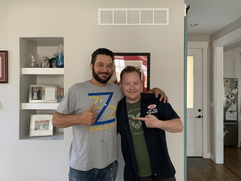 Carson Bartsch is one of my oldest friends and the Founder of A Perfect Line Painting and he's the guest on Ep. 297 of the Jon of All Trades Podcast debuting July 8, 2021.